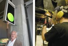 Kontrollerad Bilverkstad kan snart tvingas att ta ned skylten. KBV:s vd Leif Fagerlund är oroad över att konsumentskyddet på sikt blir sämre.