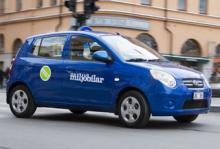 Kallade bil miljövänlig - krävs på 400 000 kronor