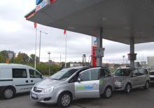 OKQ8 och Eon bygger biogasnät