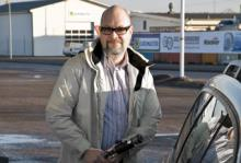 Tommy Wahlström, Vi Bilägares miljöexpert.
