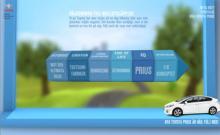 Toyota öppnar ny miljösajt