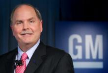 Fritz Henderson, General Motors vd, har Saabs öde i sina händer.