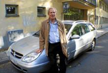 Olof Karsberg tycker inte att han ska behöva betala för att Citroën ska rätta till ett konstruktionsfel på hans C5.