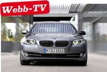 Nya BMW 5-serie: 5 filmer