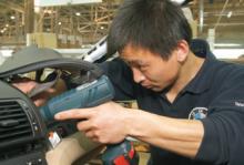 BMW satsar i Kina