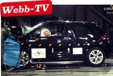 EURO-NCAP: Se alla krocktester