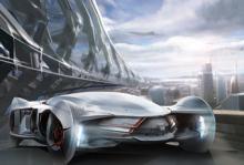 Hondas framtidsbil Helix är sammankopplad med förarens DNA.