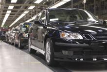 Efter nyår kommer dubbelt så många bilar lämna bandet i fabriken i Trollhättan.