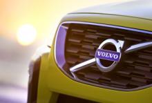 Volvos försäljning ökar