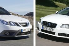 Tillsammans har Saab och Volvo sedan 1980 tillverkat över 14 miljoner bilar.