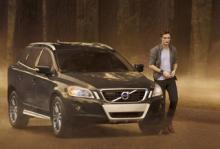 Volvo marknadsför med vampyrer