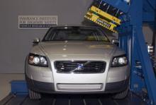 Volvo prisas för bra säkerhet