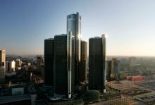 General Motors högkvarter i Detroit, Renaissance Center.