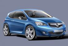 Ny mini-Opel