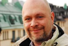 Vi Bilägares reporter Tommy Wahlström.