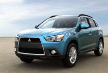 Mitsubishi ASX – ny crossover