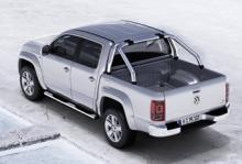 Volkswagen Amarok är koncernens första pickup sedan Taro från tidigt 90-tal.