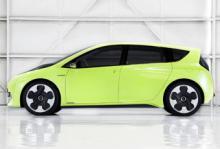 Konceptbilen Toyota FT-CH presenterades nyligen i Detroit som en mer ungdomlig version av Prius.