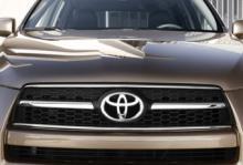 Toyota RAV4 är en modell bland de 2,3 miljoner bilar som nu återkallas.