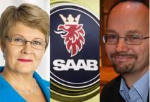 Näringsminster Maud Olofsson får kritik från socialdemokraternas Tomas Eneroth.