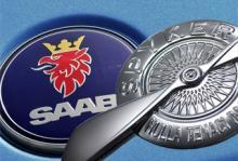De anställda i Trollhättan kan tills vidare andas ut - Spyker köper Saab från GM.
