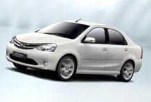 Toyota Etios utmanar Tata Nano