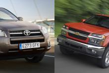GM försöker locka Toyotakunder