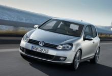 Volkswagen Golf är 2009-års säkraste bil enligt Euro NCAP.