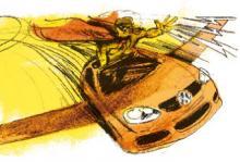Bilfrågan: Jag slår gnistor!