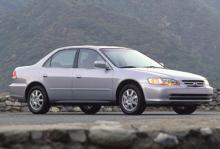 Honda Accord, årsmodell 2002.