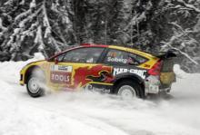 Solbergs nya bil