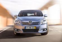 Toyota Verso är en av de åtta modeller som nu återkallas i Sverige.
