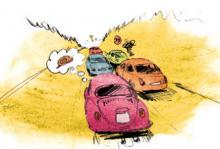 Bilfrågan: Ska jag köra lika fort som andra?