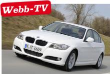 BMW 320d Efficient Dynamics Edition - se bilen i rörelse