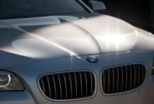 Framhjulsdrift för BMW