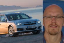 Bästa köpet för Torkel Hessle är en nästan ny Opel Vectra.
