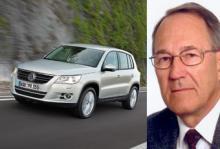 Bästa köp för Stig Hedman är en nästan ny Volkswagen Tiguan TDI.