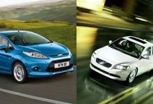 Dessa bilar är bäst på säkerhet och miljö