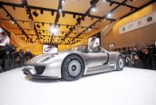 Porsche 918 Spyder är Genèvesalongens höjdpunkt enligt Vi Bilägares testchef Marianne Sterner.