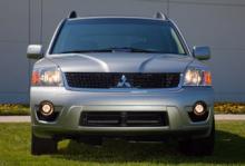 Mitsubishi rostar - återkallar 58 000 bilar