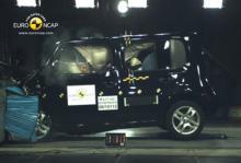 Fyra stjärnor för Nissan Cube.