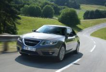 Priser för nya Saab 9-5 klara