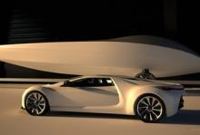 Så här kan nästa Saab Spyker se ut