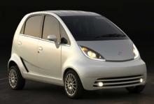 Tata Nano EV.