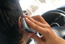 """""""Förbjud bilförare att prata i telefon"""""""