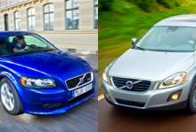 C30 möter XC60 - och blir Volvo XC30.