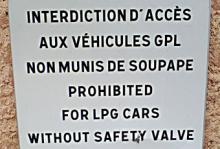 Bilfrågan: Säkerhetsventil i gasbilar?