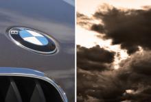 Askan stoppar BMW