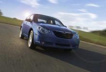 Chrysler mot rymden