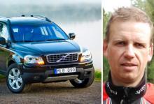 Bästa köp för Stefan Lindbäck är en begagnad Volvo XC90.
